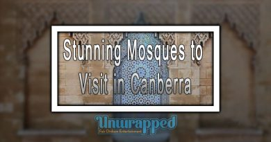 Stunning Mosques to Visit in Canberra