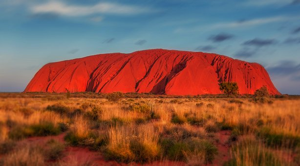 Uluru Iconic Attractions in Australia