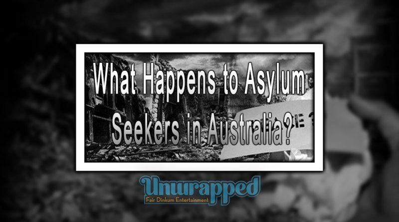 What Happens to Asylum Seekers in Australia