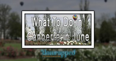 What To Do in Canberra in June