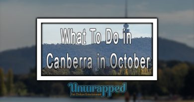 What To Do in Canberra in October