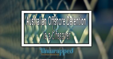 Australian Offshore Detention is a Lifesaver