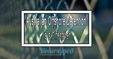 Australian Offshore Detention is a Lifesaver