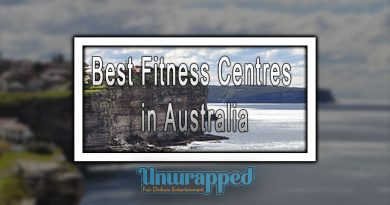 Best Fitness Centres in Australia