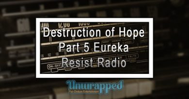 Destruction of Hope Part 5 Eureka Resist Radio