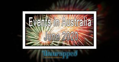 Events in Australia June 2020