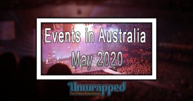 Events in Australia Mау 2020