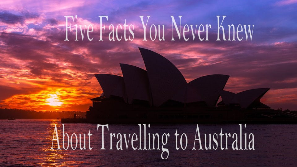 Five Facts You Never Knew About Travelling to Australia