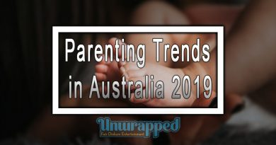 Parenting Trends in Australia 2019