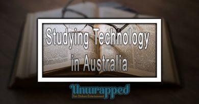 Studying Technology in Australia