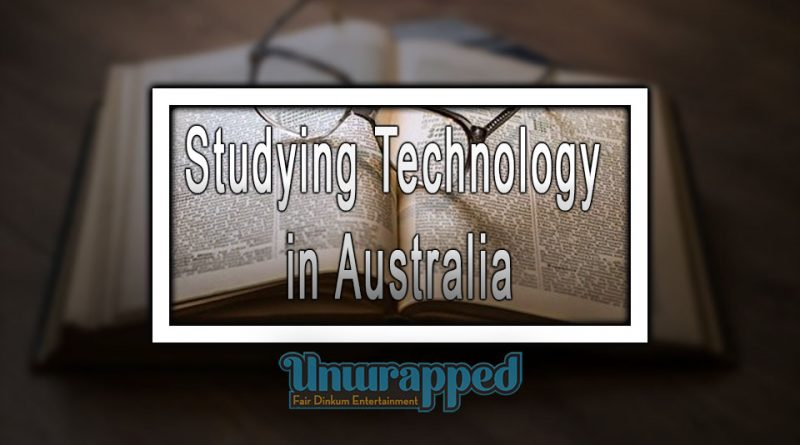 Studying Technology in Australia