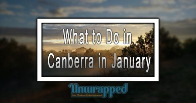 What to Do in Canberra in January