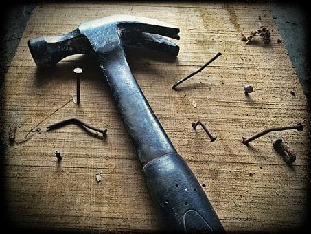 Hammering Nail Free Sound Effect