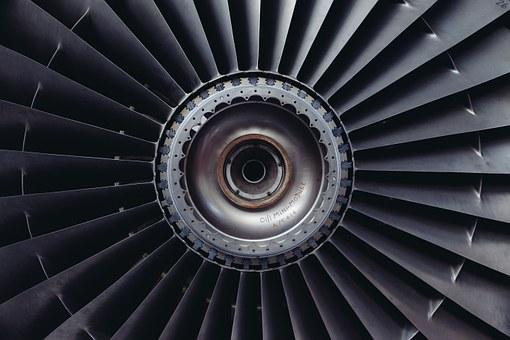 Sound of Jet Engine