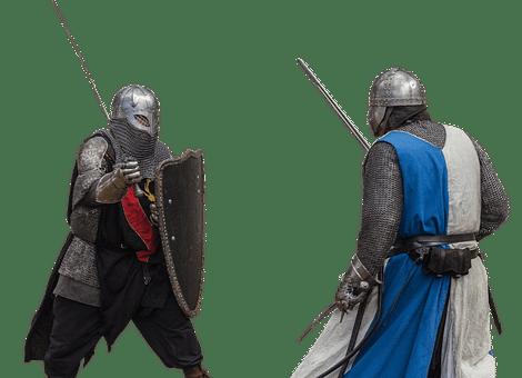Sword Being drawn from a sheath