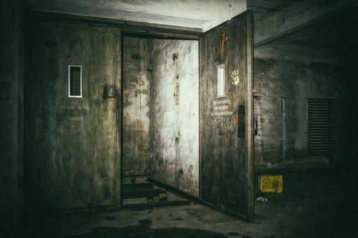 Creaking Door Special Sound Effect