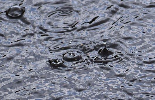 Sound of rainfall