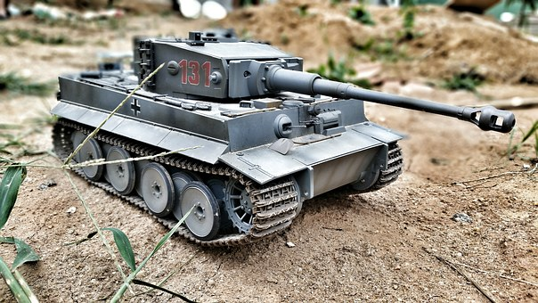 Battle Tank Sounds
