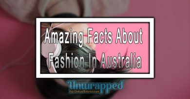 Amazing Facts About Fashion In Australia