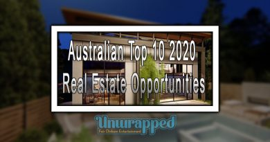 Australian Top 10 2020 Real Estate Opportunities