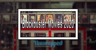Blockbuster Movies 2020
