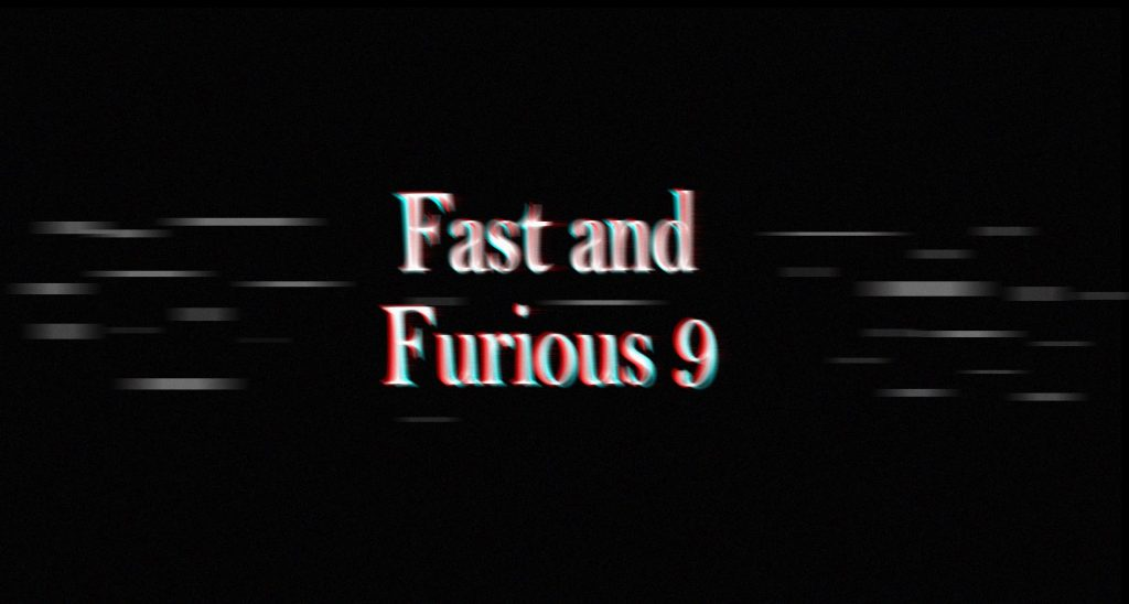 Fast and Furious 9 Blockbuster Movies 2020