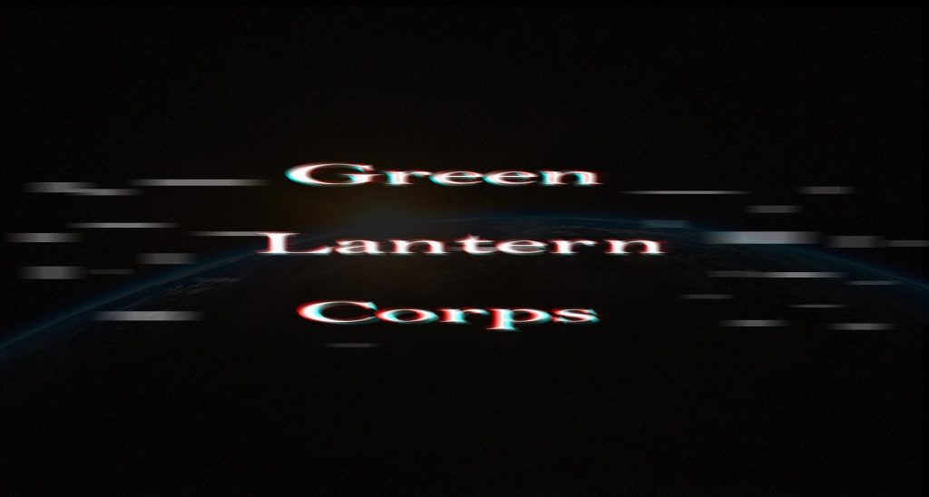 Green Lantern Corps Blockbuster Movies 2020