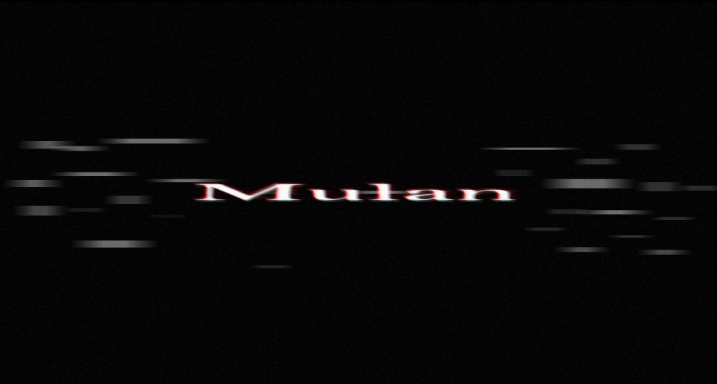 Mulan Blockbuster Movies 2020