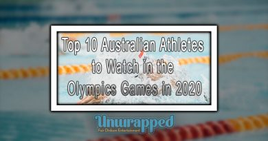 Top 10 Australian Athletes to Watch in the Olympics Games in 2020
