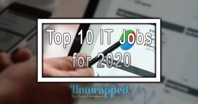 Top 10 IT Jobs for 2020