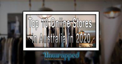 Top 10 Online Stores in Australia in 2020