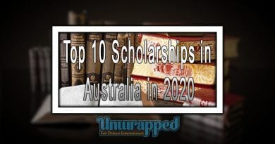 Top 10 Scholarships in Australia in 2020