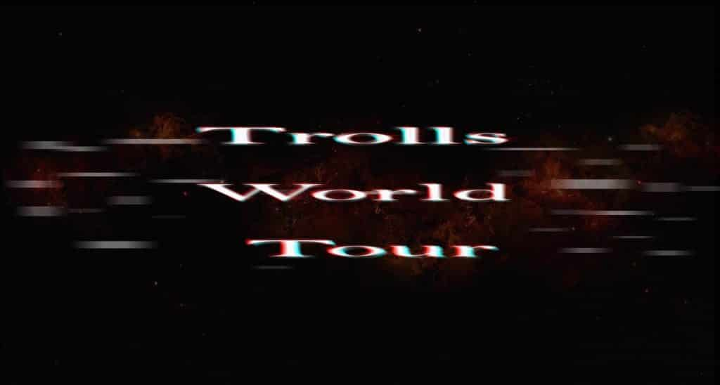 Trolls World Tour Blockbuster Movies 2020