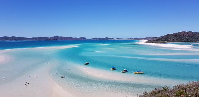 Whitehaven Beach Top 10 Beaches in Australia in 2020