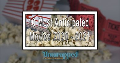 10 Most Anticipated Movies 2020 - 2021