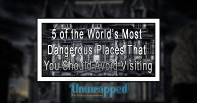 5 of the World's Most Dangerous Places That You Should Avoid Visiting