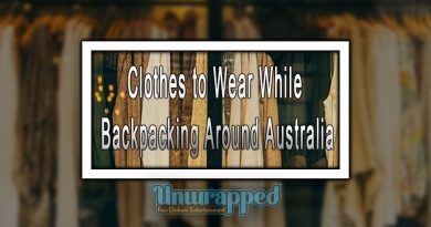 Clothes to Wear While Backpacking Around Australia