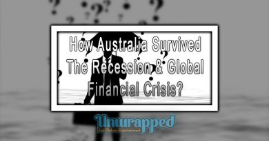 How Australia Survived the Recession & Global Financial Crisis