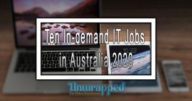 Ten In-demand IT Jobs in Australia 2020