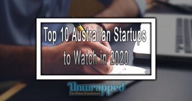 Top 10 Australian Startups to Watch in 2020