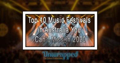 Top 10 Music Festivals in Australia You Can't-Miss in 2020