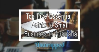Top Five Essential Points to Small Business In Australia