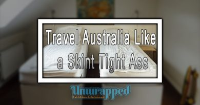 Travel Australia like a Skint Tight Ass