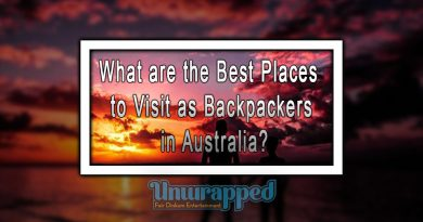 What are the Best Places to Visit as Backpackers in Australia