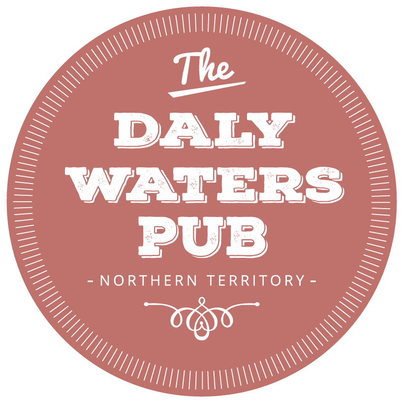 he Daly Waters Pub- Outback
