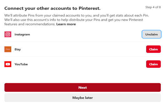 Guide to Pinterest 2019-2020