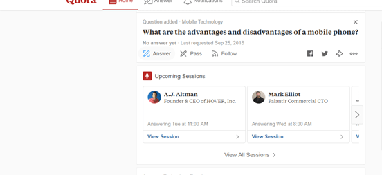 Complete Beginners Guide to Quora 2019-2020