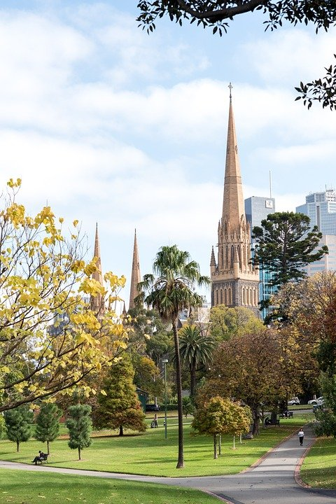 St Patrick's Cathedral Top 10 Australian Churches to Visit in 2020