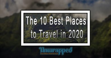 The 10 Best Places to Travel in 2020