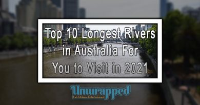 Top 10 Longest Rivers in Australia For You to Visit in 2021